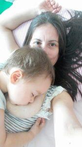 Foto allattamento al seno